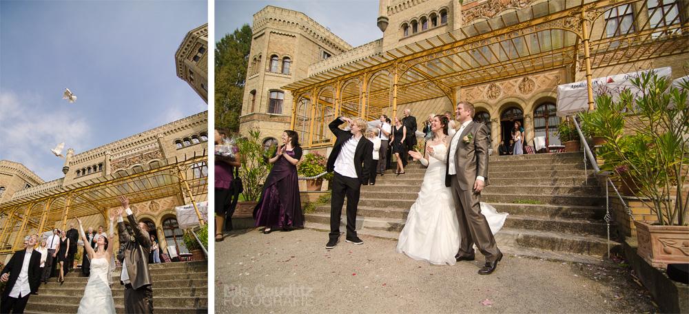 Hochzeit Schloss Neetzow