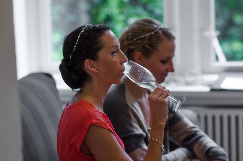 Hochzeitsfotos im Landhaus Flottbek