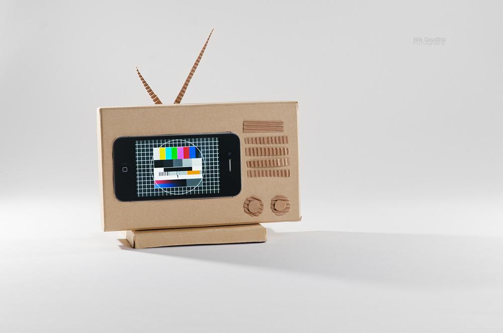 Der kleinste Fernseher der Welt