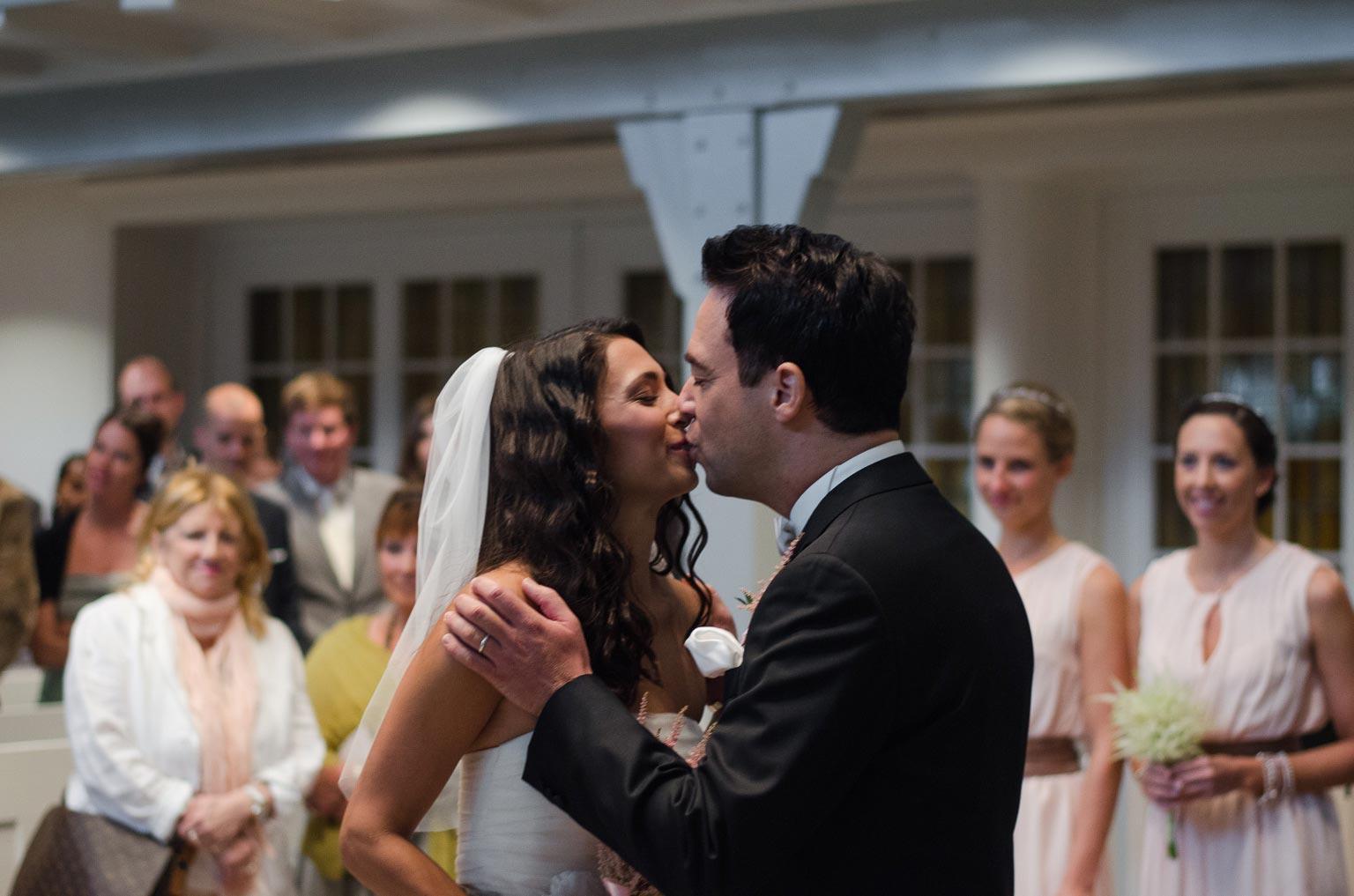 Hochzeit im Landhaus Flottbek