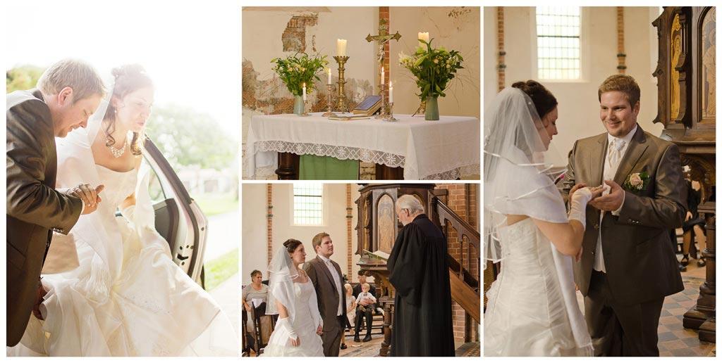 Hochzeit auf Schloss Neetzow