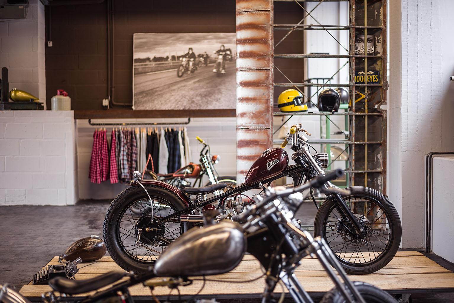 Liberta Motorcycles