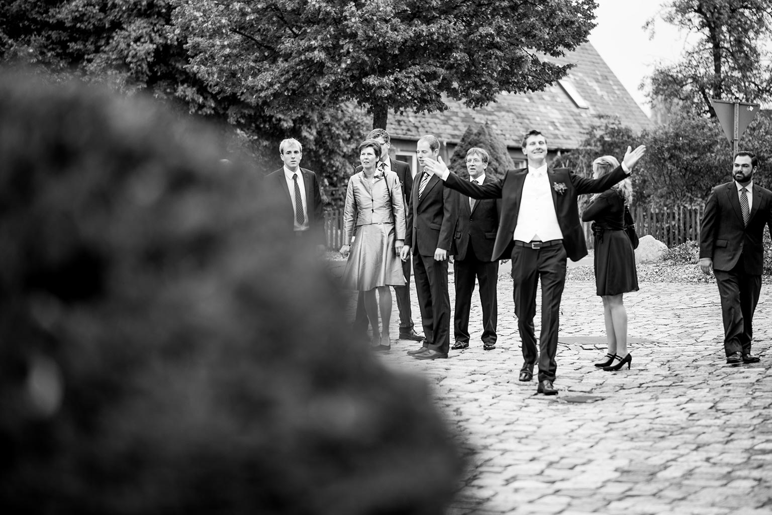 Hochzeitsfotos Gutshof Segrahn