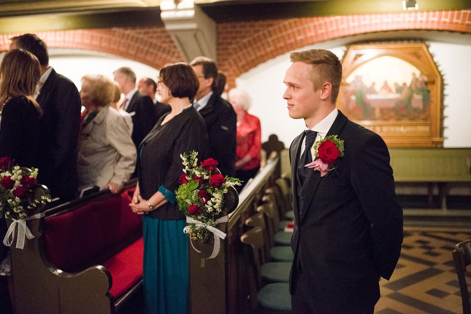Hochzeitsfotos in der Wein- und Friesenstube