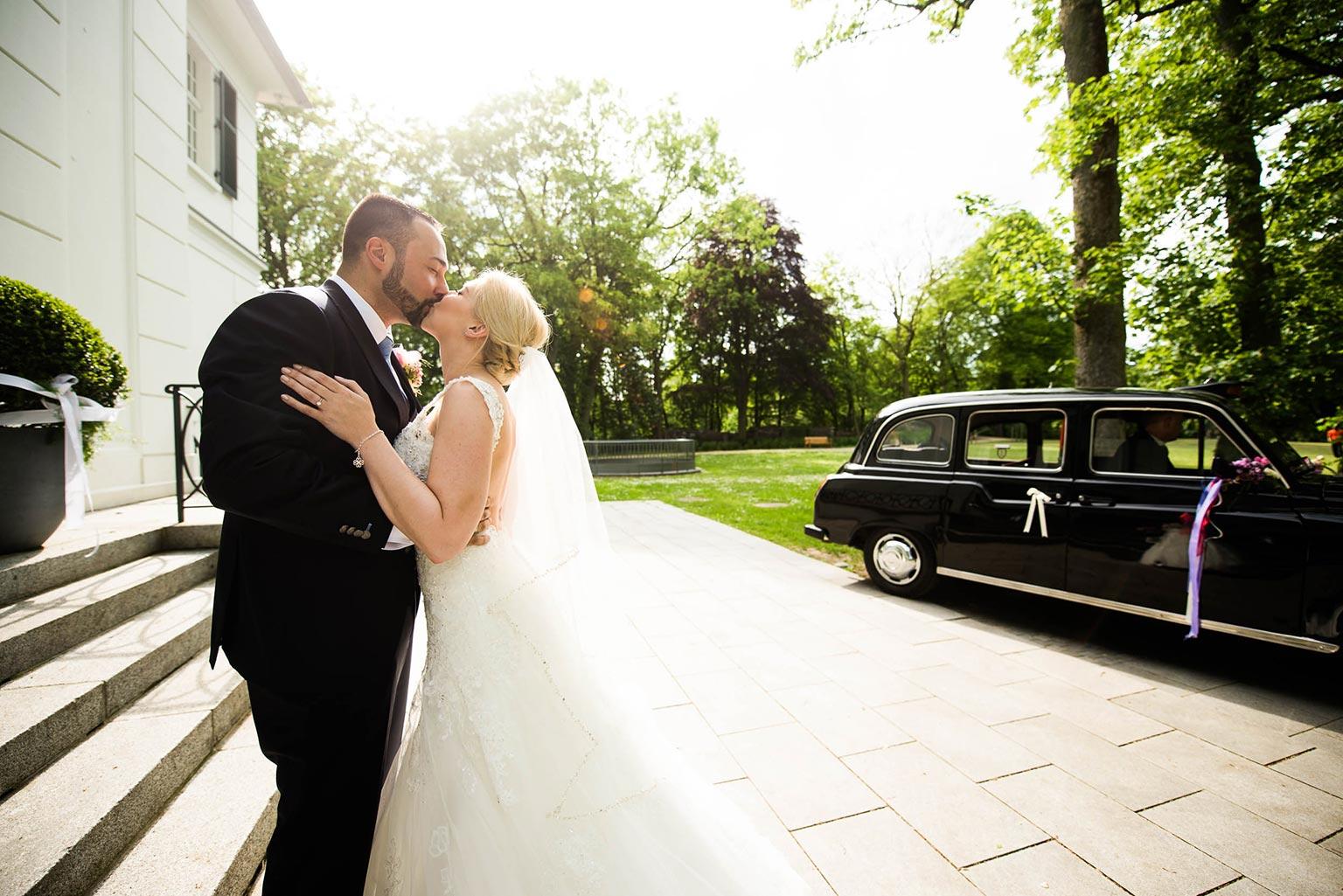Hochzeit Villa Heinepark