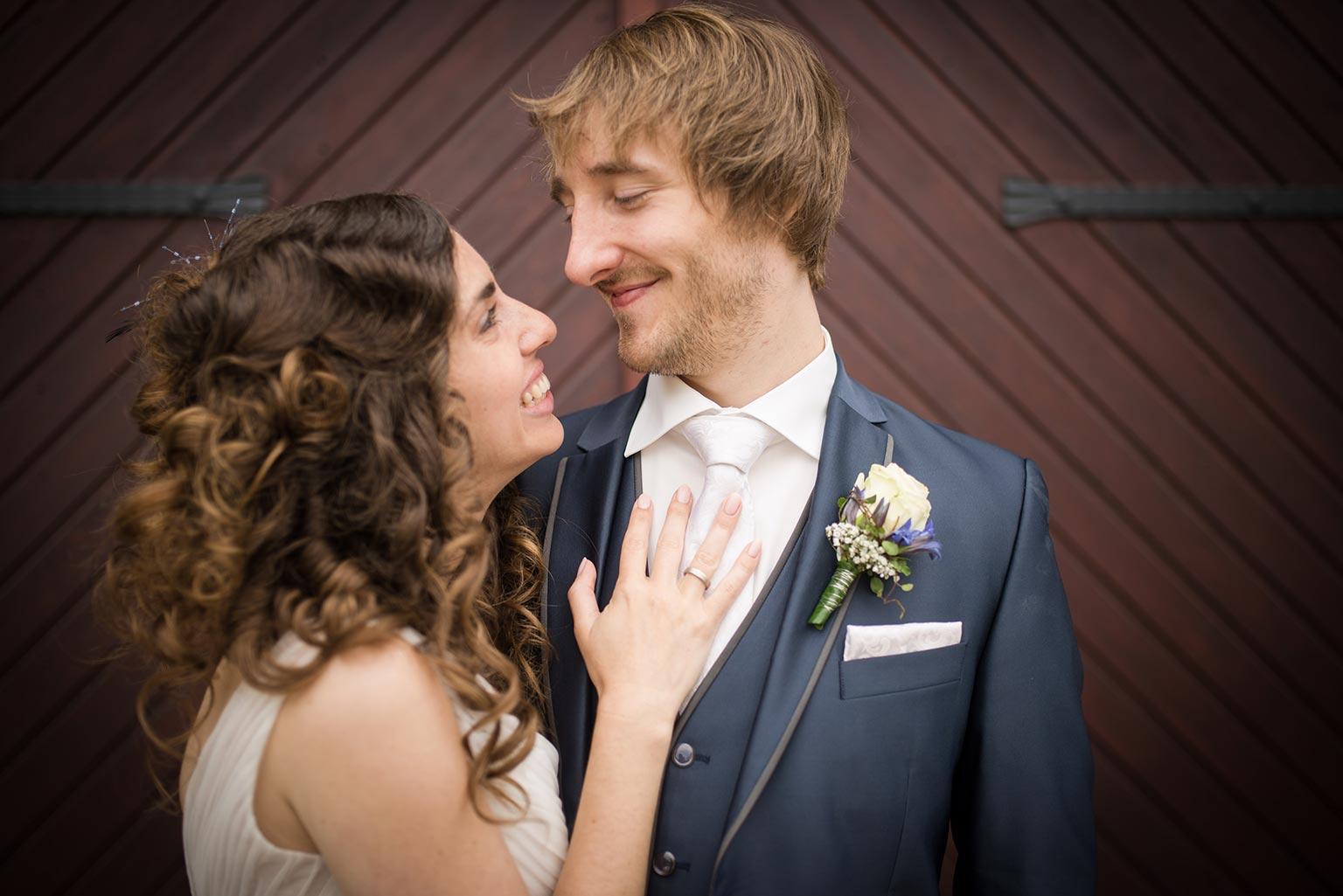 Hochzeit in der Alster Au